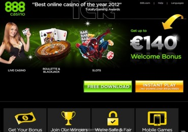 888casino - Website