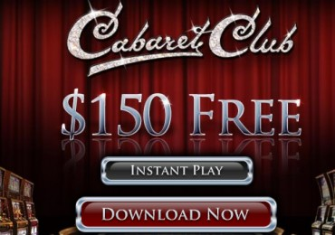 Cabaret Club Online Casino - Welkomstbonus