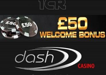 Dash Casino - Welkomstbonus