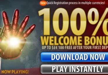 Omni Online Casino - Welkomstbonus